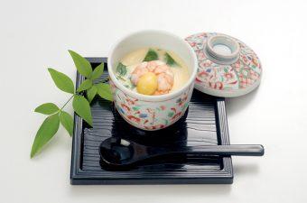 サイドオーダー「茶碗蒸し」